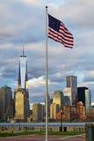 世界贸易中心自由塔 库存图片