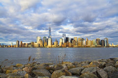 世界贸易中心自由塔 免版税库存图片