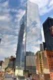 世界贸易中心遗址-纽约 免版税库存照片