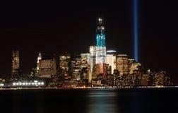 世界贸易中心 库存图片