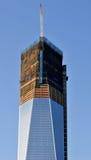 1世界贸易中心 库存图片
