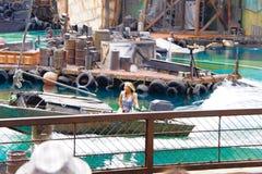 水世界 免版税库存图片