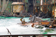 水世界 图库摄影