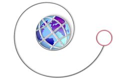 世界yo 免版税库存照片