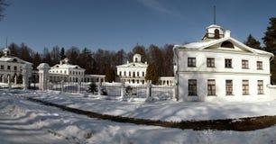 18世纪了不起的lermontov庄园诗人俄语 库存照片