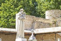 18世纪公墓 库存照片