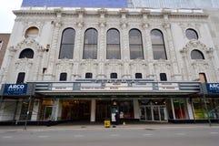 世纪剧院 库存照片