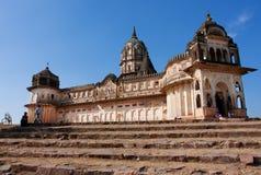 17世纪印地安寺庙  免版税库存照片