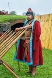 17世纪历史的节日 图库摄影