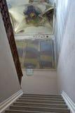 18世纪台阶棍子 库存照片