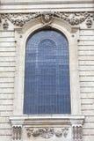 18世纪圣保罗大教堂,细节,伦敦,英国 图库摄影