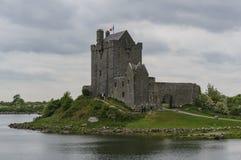 16世纪塔家的Dunguaire城堡 免版税库存照片