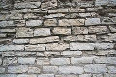 10世纪墙壁 免版税库存照片