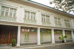 19世纪大厦门面 免版税库存照片