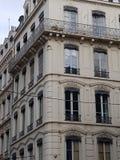 19世纪建筑学,有很多魅力 免版税库存图片