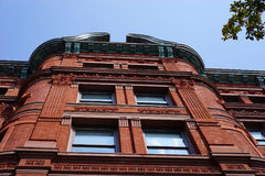 19世纪建筑细节 库存图片