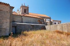 15世纪我们的海角的夫人或诺萨Senhora做Cabo C 免版税库存照片