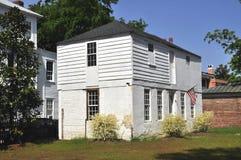 18世纪房子, Charlston 免版税库存图片
