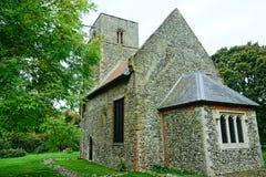 11世纪教会 库存图片