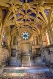 13世纪教堂 免版税库存照片
