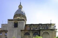 15世纪新生教会 库存图片