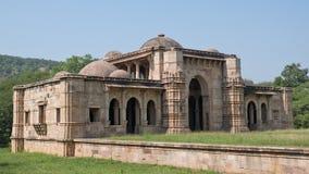 15世纪清真寺在古杰雷特 库存照片