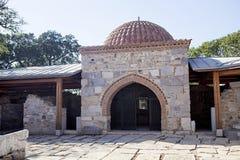 14世纪清真寺的砖圆顶, Milet, Turkay 库存图片
