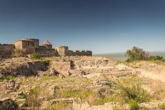 17世纪的一个古老堡垒 库存图片