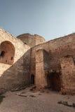 17世纪的一个古老堡垒 免版税图库摄影