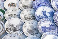 19世纪的古董在一个跳蚤市场上的待售在第比利斯 图库摄影