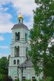 18世纪的基督徒东正教 库存照片