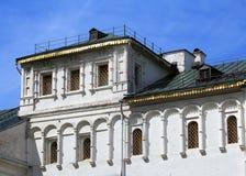 17世纪的大厦在克里姆林宫 库存照片