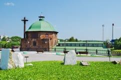 18世纪的工业建筑学的纪念碑 库存照片