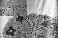 19世纪的被编织的帆布 免版税库存照片