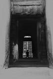 世纪的门 免版税库存图片