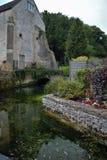 18世纪英国磨房 库存照片
