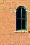 19世纪被环绕的窗口垂直 库存照片