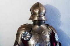 17世纪装甲 图库摄影