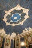18世纪金黄天花板 免版税库存图片