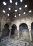 11世纪阿拉伯浴 免版税库存图片