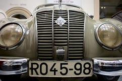 从20世纪40年代的德国IFA汽车 免版税库存图片