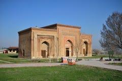12世纪Karakhanid陵墓 库存图片