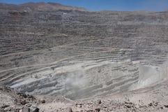 丘基卡马塔,阿塔卡马,智利 库存图片