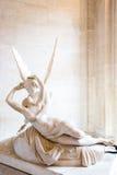 丘比特雕象 免版税库存照片