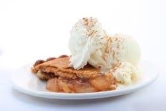 丙氨酸模式鲜美饼的片式 库存照片