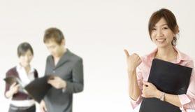 业务伙伴 免版税库存照片