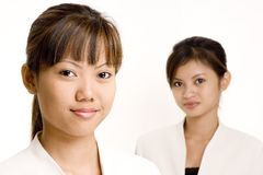 业务伙伴3 免版税库存图片