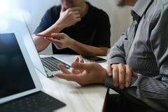 业务会议小组 工作新的s的照片职业投资者 库存照片