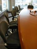 业务会议空间 图库摄影