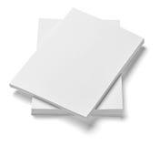 业务单据办公室纸叠 图库摄影